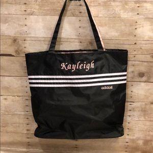 Adidas tote bag-Personalized Kayleigh name EUC